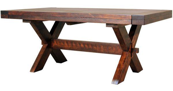 Presidio Rustic - Refectory Table